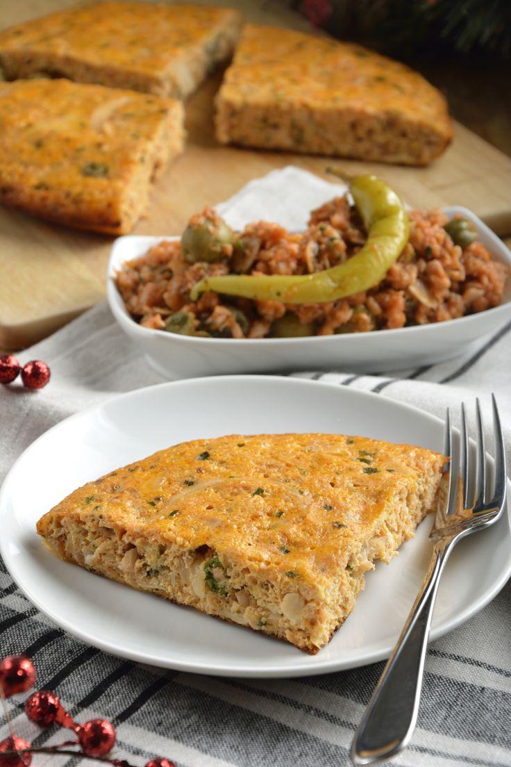 La frittata de bacalao es un platillo muy sencillo de hacer, con muy pocos ingredientes; perfecto para utilizar las sobras de bacalao de la noche anterior. Es una receta con sabor a la gastronomía italiana, te aseguramos que te va a encantar.