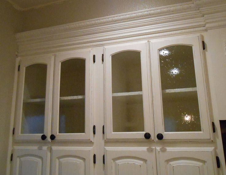 diy changing solid cabinet doors to glass inserts diy