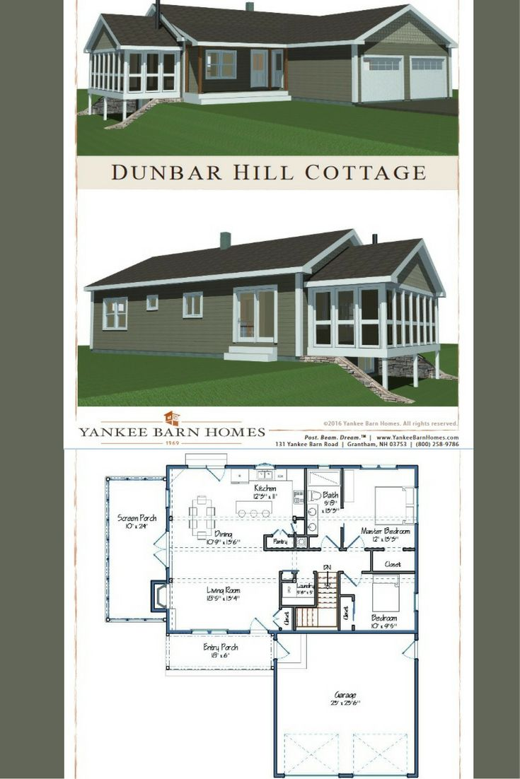 Yankee Barn Homes Floor Plans 86 Best Small Barn House Designs Images On Pinterest  Small Barns