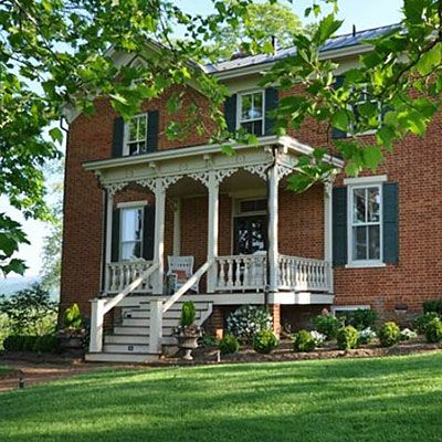 The Inn at Mount Vernon Farm - The South's Best Bed & Breakfasts - Southern Living