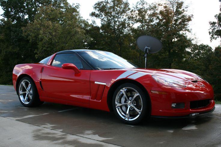 My 2010 Corvette Grand Sport!