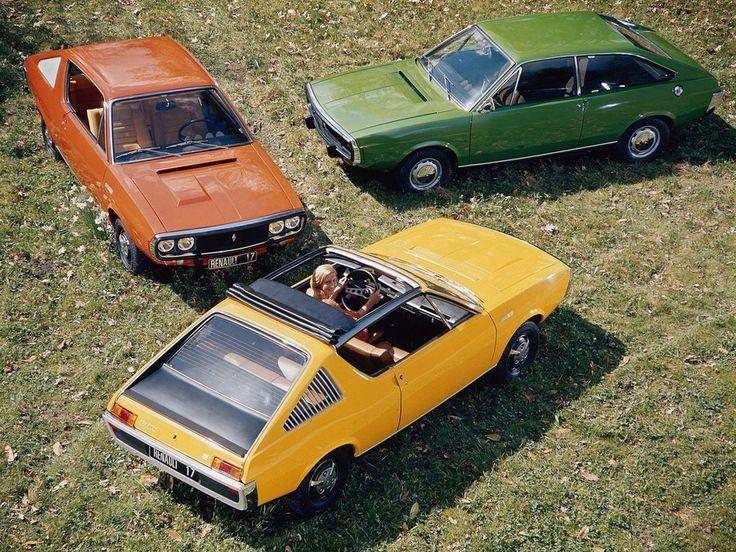 Renault 15/17 (1971-1979)