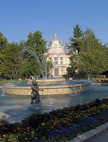 Rousse library, Rousse, Bulgaria