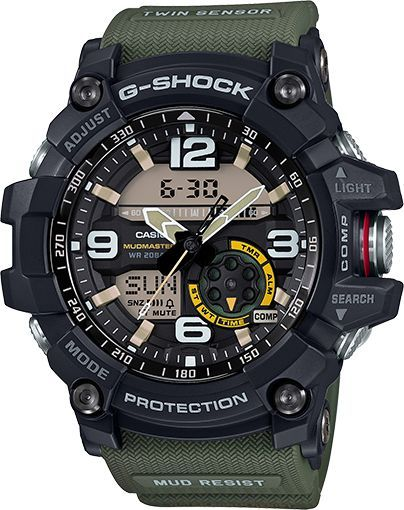 G-Shock Master of G GG1000-1A3 mud master This is the watch I want. Yup