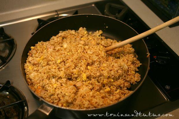 """Better Than Benihana"" Fried Rice  "