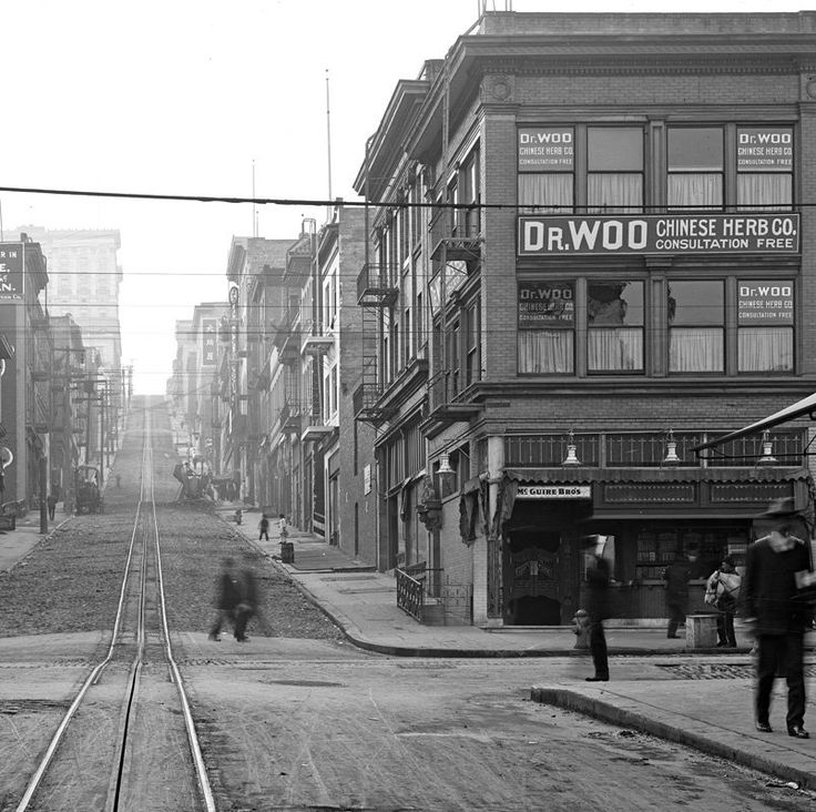 San Francisco Map Richmond District%0A SFMTA Photo Archive on