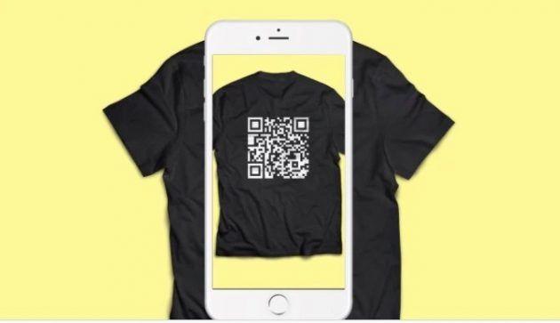 La fotocamera di iPhone diventa lettore di codici QR con iOS 11