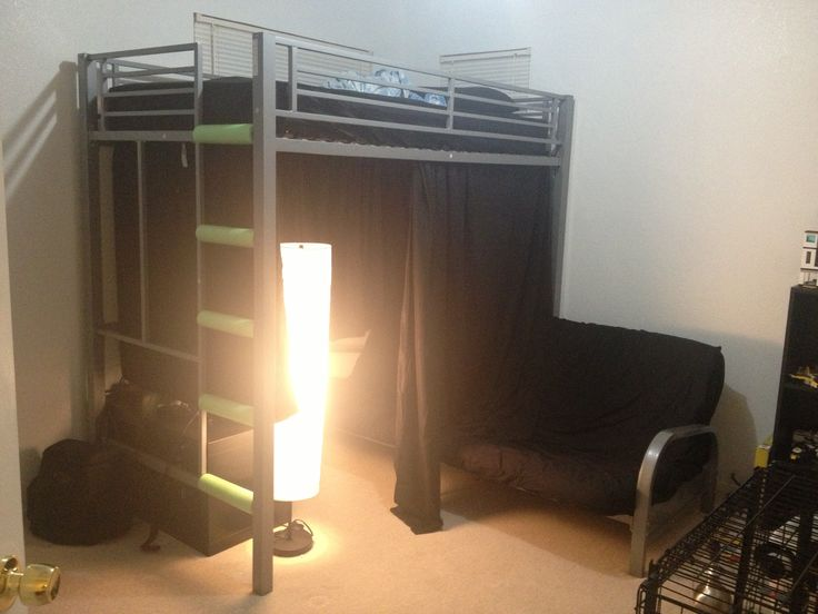 22 Best Metal Loft Bed Ideas Images On Pinterest Bunk Beds Child Room And Bed Ideas