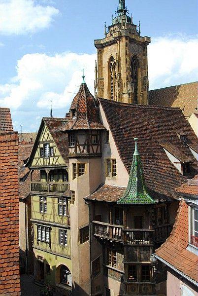 Maison Pfister - #Colmar - #Alsace