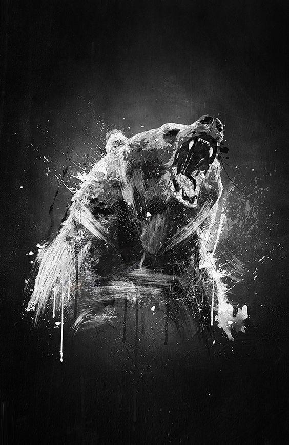 Bear wallpaper!