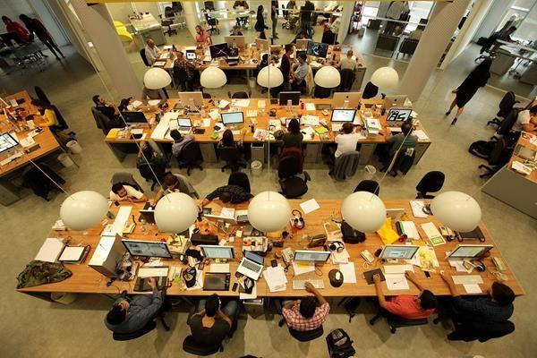As grandes agências do Brasil vistas por dentro - ADNEWS