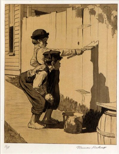 norman rockwell essay Norman rockwell: an american portrait dvd, camera, sketchpads, watercolor pencils norman would often buy or barter or trade his clothes for those of a farmworker or clerk have students write a descriptive essay explaining their illustrated story 5.