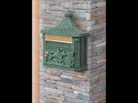 Why You Should Get a Victorian Mailbox - YouTube