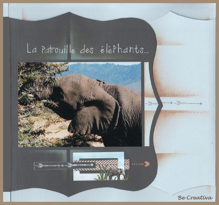La patrouille des éléphants...