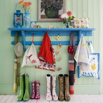 Try our simple & stylish storage tips for clearing the clutter & saving space