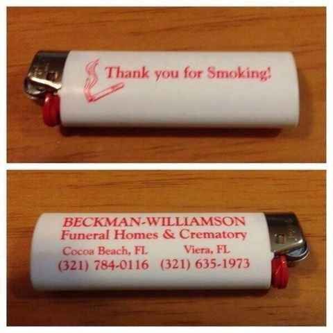 Whoever came up with the idea for this lighter: | 25 People Who Are Bigger Jerks Than You'll Ever Be