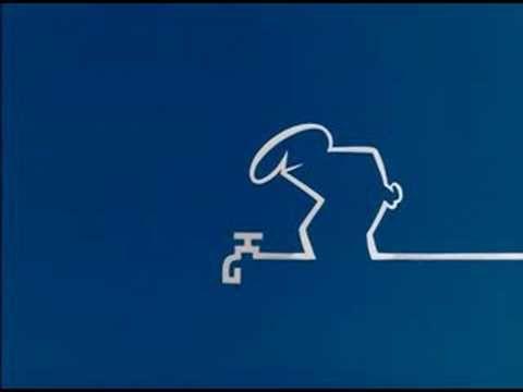 Il Carosello || Prodotto/Marchio: Lagostina || Animazione: La Linea || Numero: 001 || Artista: Osvaldo Cavandoli