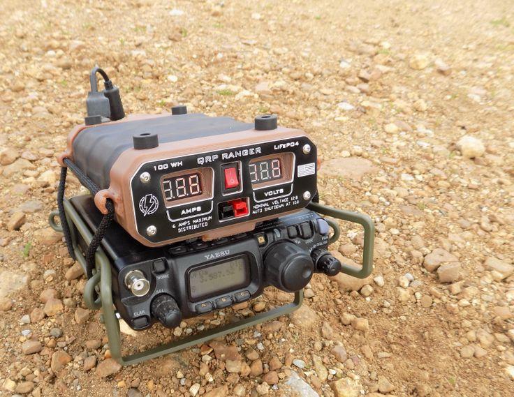 QRP RANGER – Hardened Power Systems