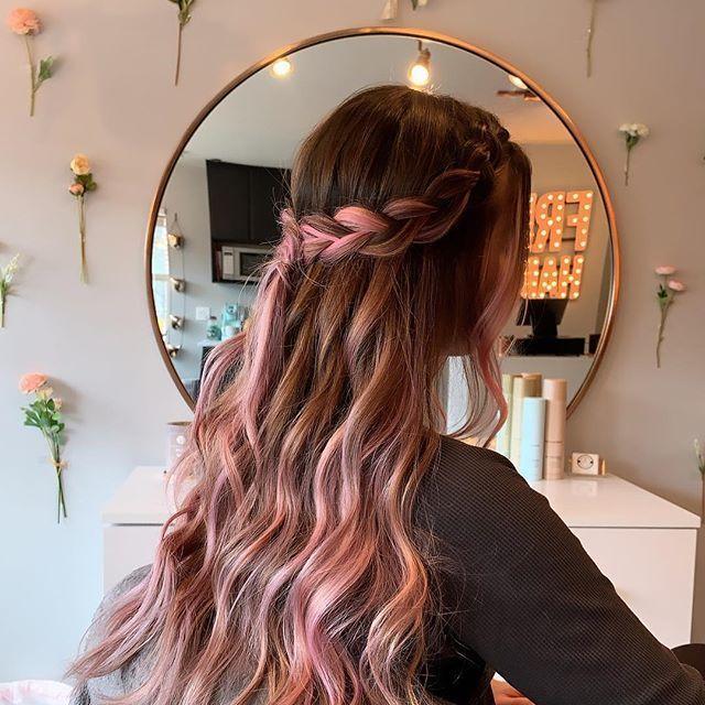 39 Neu Frisur Halboffen 39 New hairstyle Semi open…