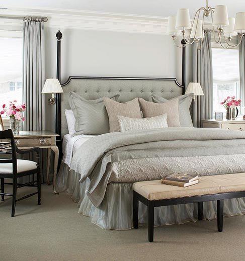 Jennifer Adams Design Tips And Trends: Design Tips: Bedroom Flooring Ideas    Carpet Or