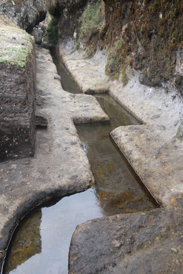 The Mysterious Stone Aqueduct Of Cumbemayo, Peru