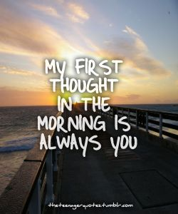 50 Cute Good Morning Text for Him | Best Morning Quotes