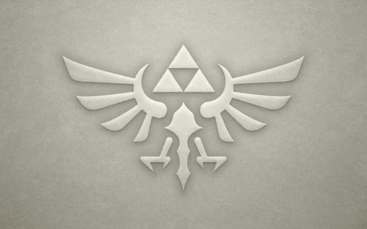 Zelda Triforce Eagle