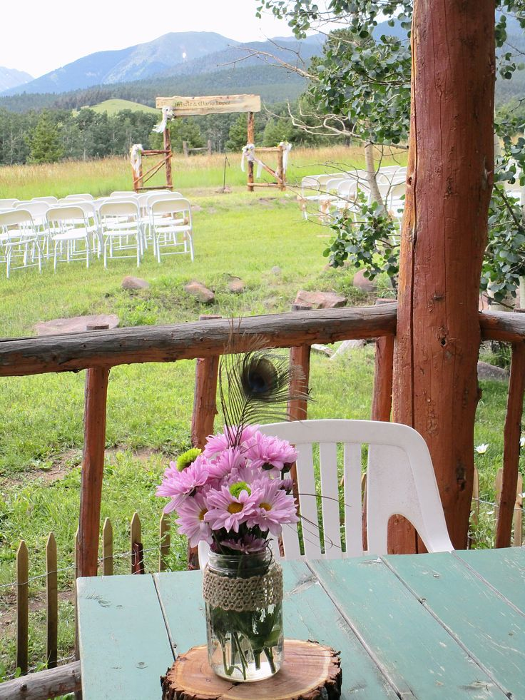 Rustic Outdoor Weddings At The Historic Pines Ranch