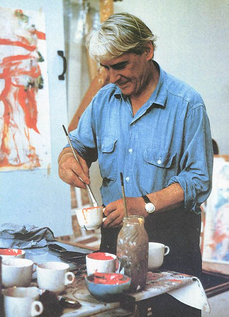 Willem de Kooning (April 24, 1904 – March 19, 1997) was a Dutch American abstract expressionist artist who was born in Rotterdam, the Netherlands.