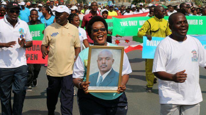 """L'ONU redoute un """"génocide"""" et de possibles """"crimes contre l'humanité"""" au Burundi"""