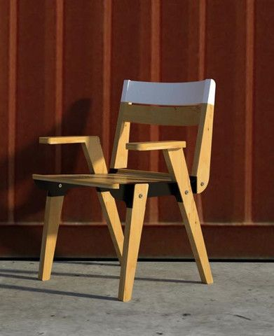 Brighton Arm Chair - available in 5 colours - Complete Pad ®