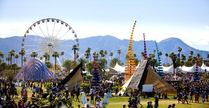 Coachella- California