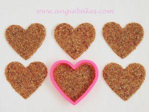 zdravé keksíky-datle,orechy,kokos,ovs.vločky,chia