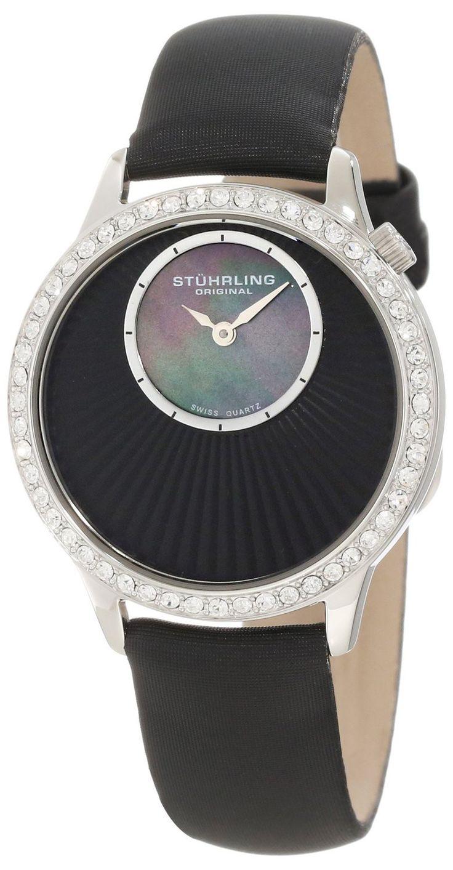 Reloj Stuhrling Original Vogue Audrey Negro  | Antes: $1,125,000.00, HOY: $215,000.00