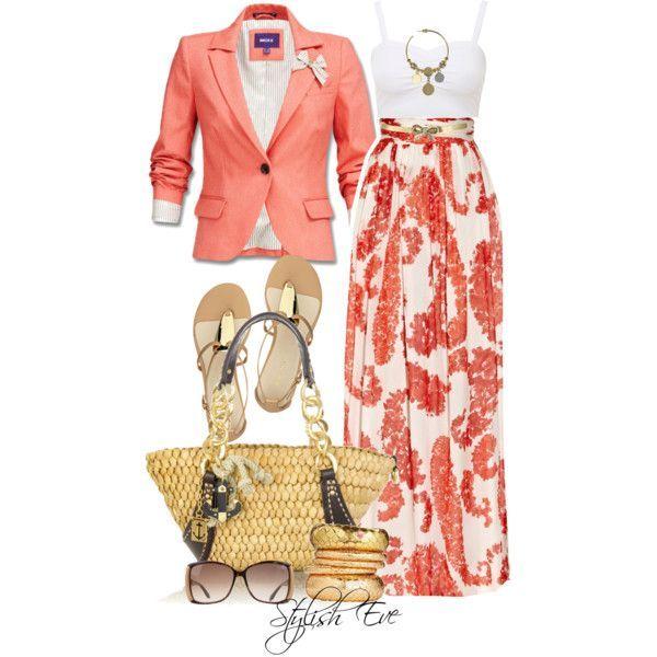 Outfits 2013 Summer Maxi Dress Trends Summer Maxi