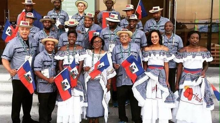 Haiti's Olympic team was cited as one of the three best dressed during the opening ceremony's Parade of Nations in Rio.