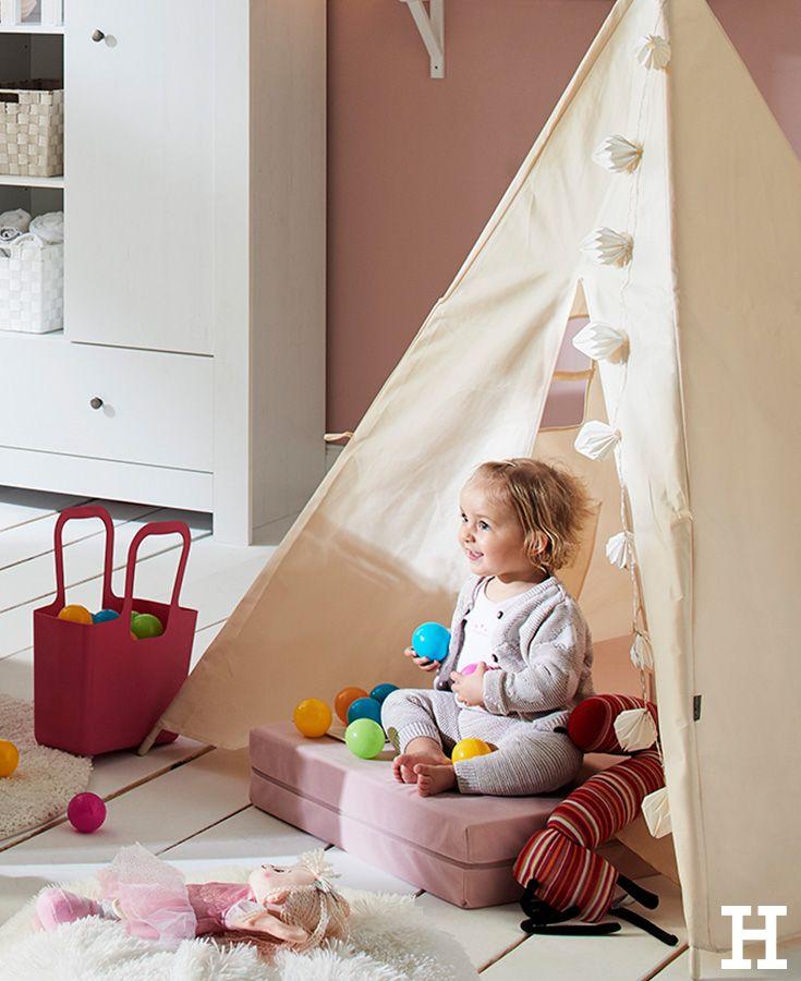 93 besten baby kinderzimmer bilder auf pinterest - Indianerzelt kinderzimmer ...