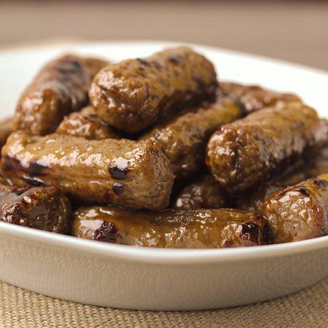 Mom's Turkey Sausage Patties Recipe — Dishmaps