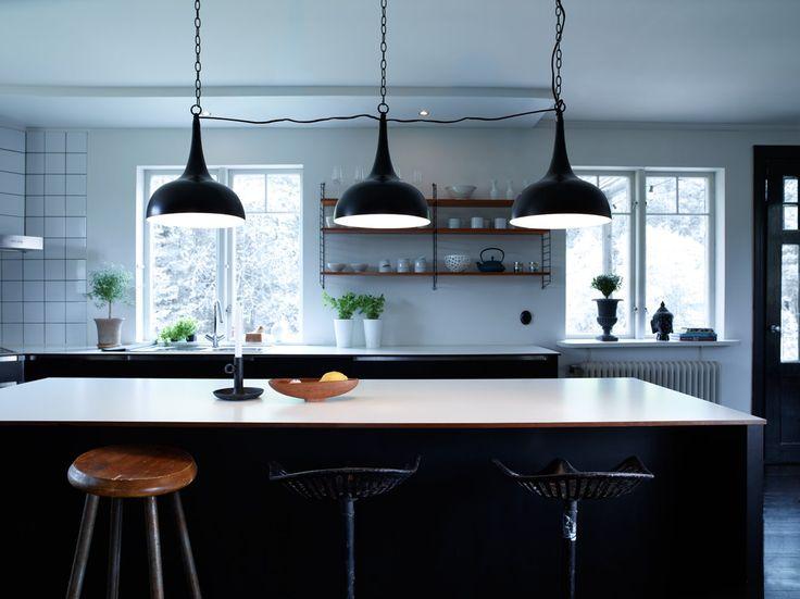 LampGustaf Lampa Wisząca Stanford 104928 : Lampy wiszące metalowe : Sklep internetowy Elektromag Lighting #kitchen #lighting