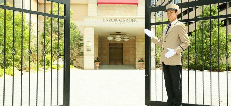 大阪の結婚式場は空間演出で選ぶ ラソール ガーデン・大阪