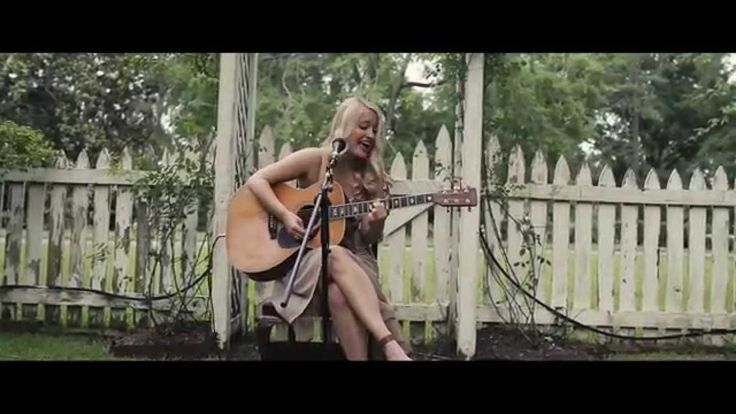 "Emily Cole performs a cover of Dani and Lizzy's ""Dancing in the Sky"" on location in El Dorado, Arkansas. Link to original video by Dani and Lizzy: https://ww..."