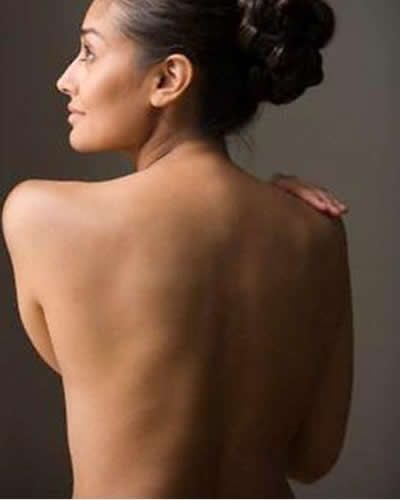 Stress And Fatty Diet Common Causes of Back Acne