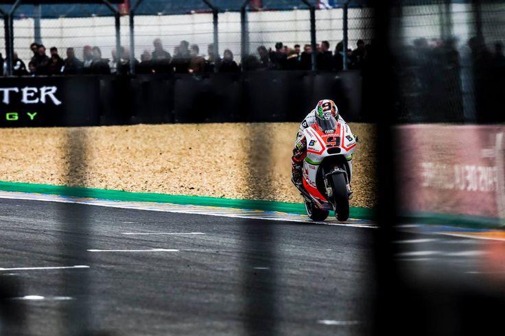 Danilo Petrucci Le Mans 2015