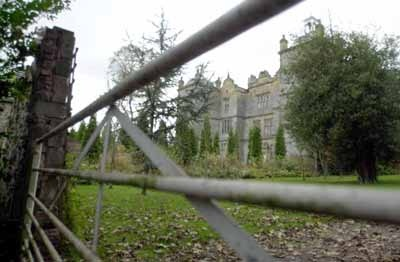Arguably the most famous haunted house in North Wales is Plas Teg, just off the dual carriageway between Mold and Wrexham. The 17th century manor house is haunted by a young girl who drowned in a well, but the road which runs past it is even more haunted.Many startled drivers have had to slam on the brakes outside Plas Teg, convinced that they have run someone over. But no body or injured person has ever been found.