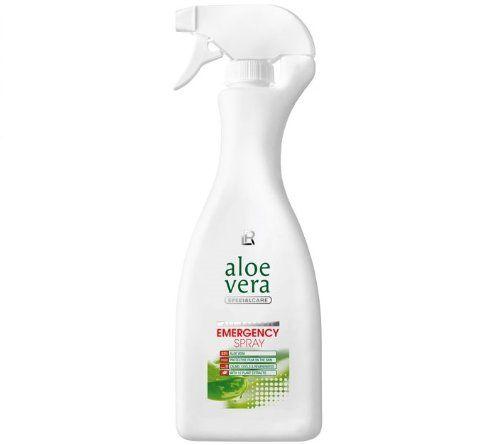 LR Aloe Vera Emergency Notfallspray mit 80% Aloe Vera http://amzn.to/2f0tolo