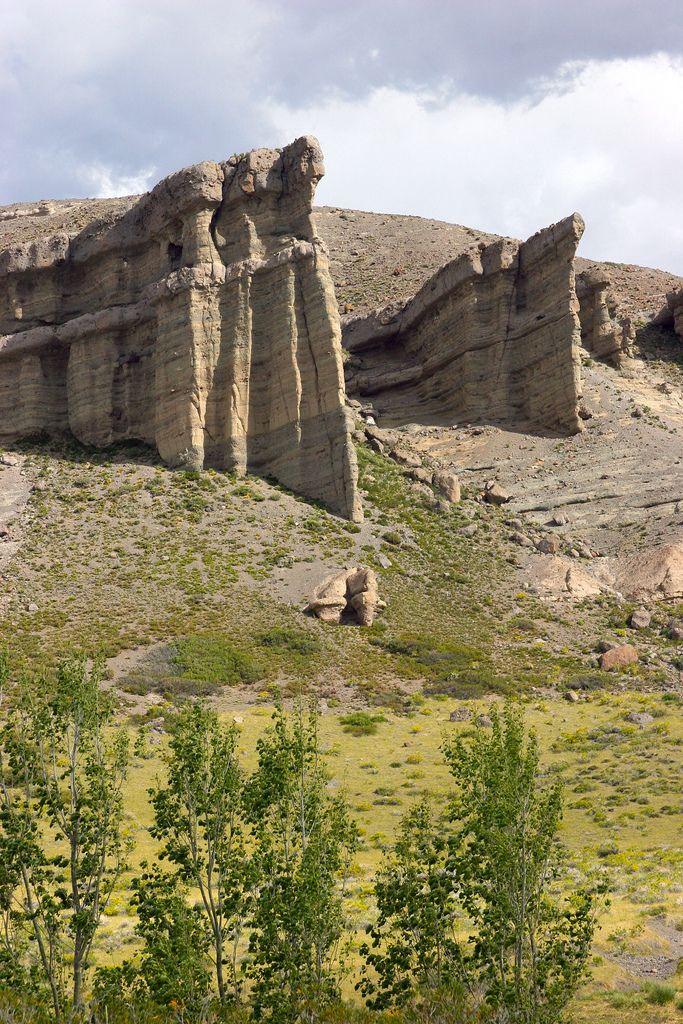 Reserva Provincial Castillos de Pincheira, Malargüe, Mendoza, Argentina
