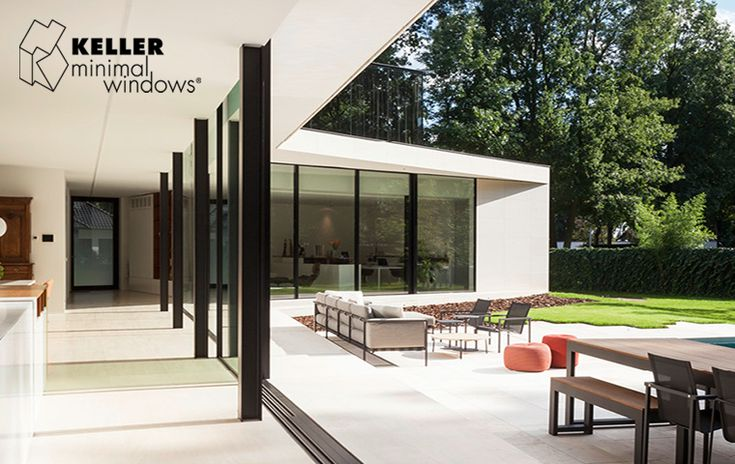 Keller wide sliding windows: maximum view