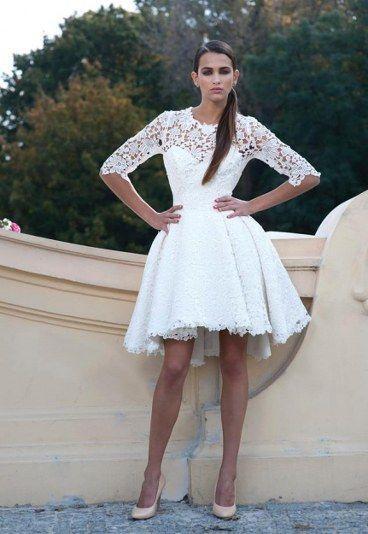 Best Short weddingdresses are great for the reception Get custom designs u replicas made at