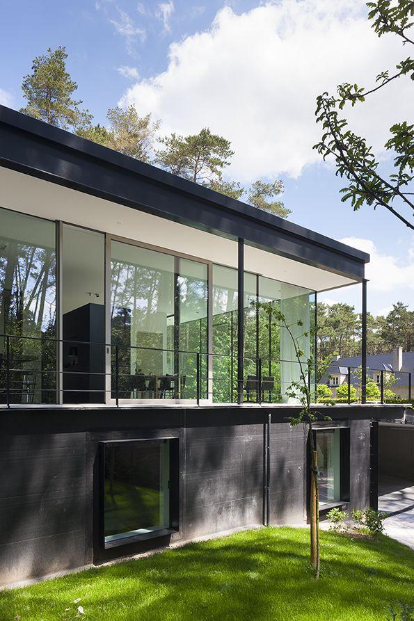Moderne villa - Bauhaus-stijl | Beneens