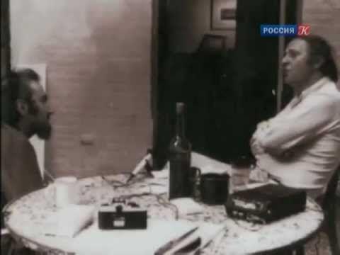 Иосиф Бродский. Разговор с небожителем - YouTube